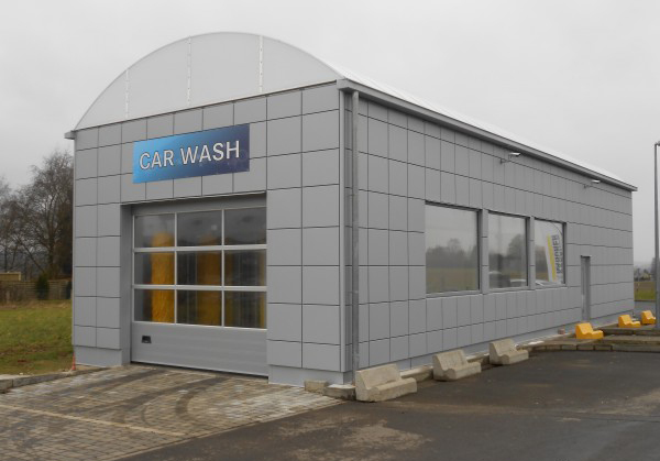 Photo du car wash